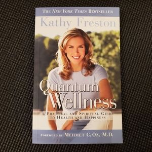 BOOK: Quantum Wellness
